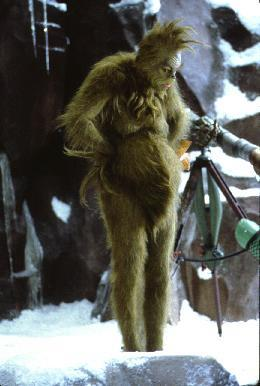How The Grinch Stole Christmas By Dr Seuss Follows A Classic Wildman Scenario Is Hairy Bigfoot Like Creature That Lives In An Alpine Cave