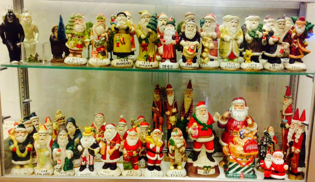 Santa = Wildman 2013