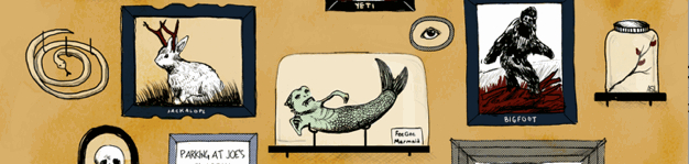 The Private Lives of Cryptozoologists
