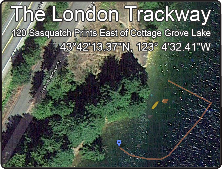 satelite of london tracks