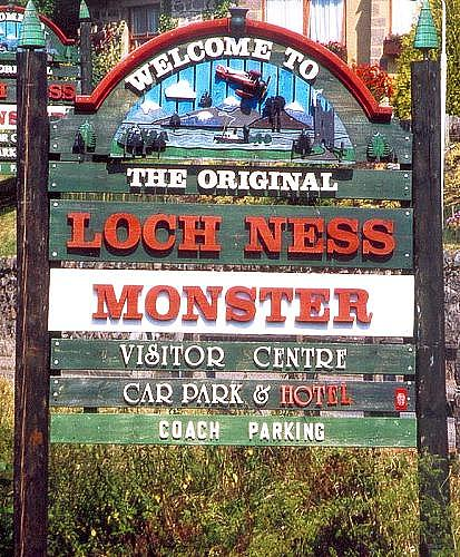 Loch-Ness-Monsterausstellung
