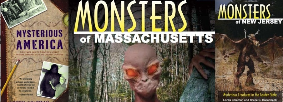 Bridgewater Triangle Beasts Are In Monsters of Massachusetts!
