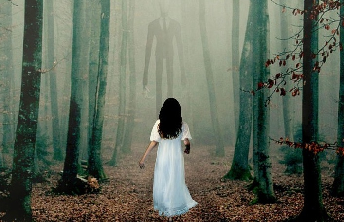 Is Slenderman Generation Y's and Z's Bigfoot?
