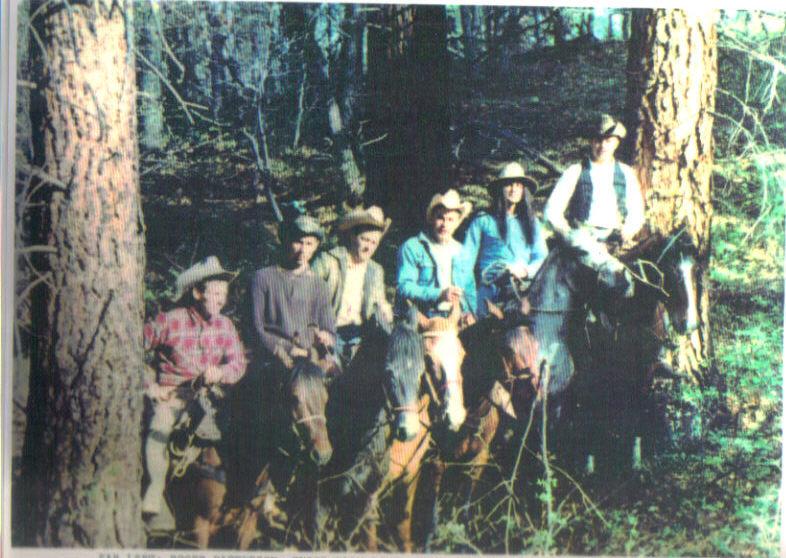 Lund-Horsemen in Yakima