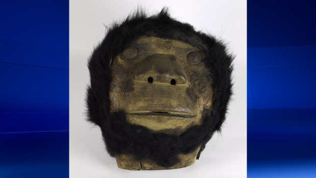 Sasq'ets Mask Repatriated To B.C. First Nation