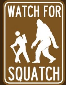 SquatchSign