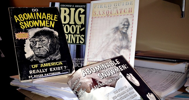 The All-Time 50 Best Bigfoot Books (1961-2014)