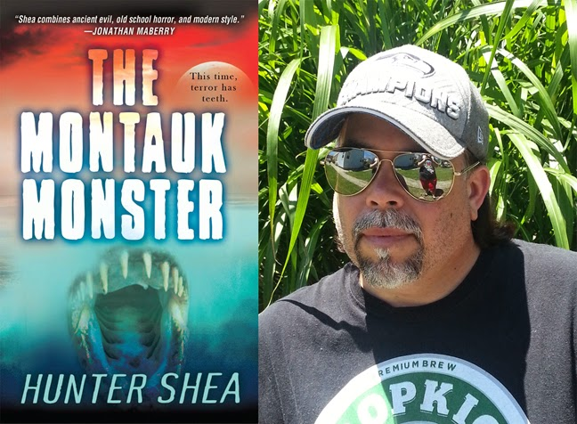 Hunter Shea - Montauk Monster cover