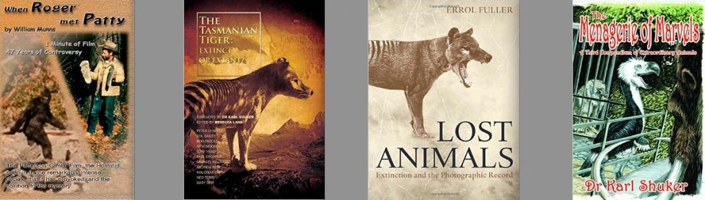 The Best Cryptozoology Books of 2014