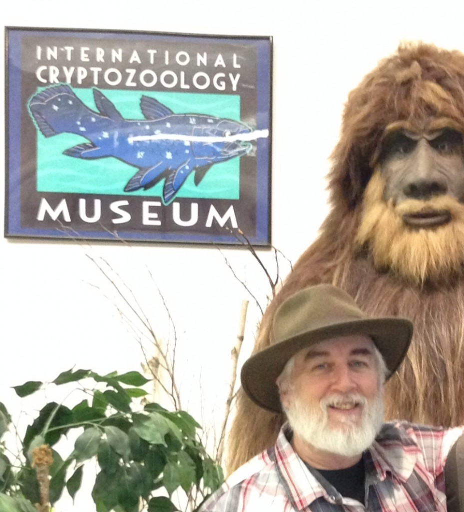 Support The Work of Cryptozoologist Loren Coleman