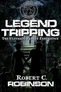Legend Tripping cover 1