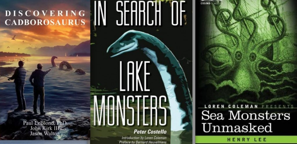 2015′s Forthcoming Cryptozoology Books
