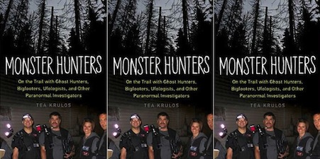Loren Coleman Reviews Monster Hunters by Tea Krulos