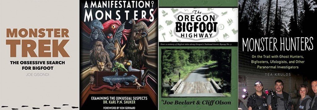 The Best Cryptozoology Books of 2015