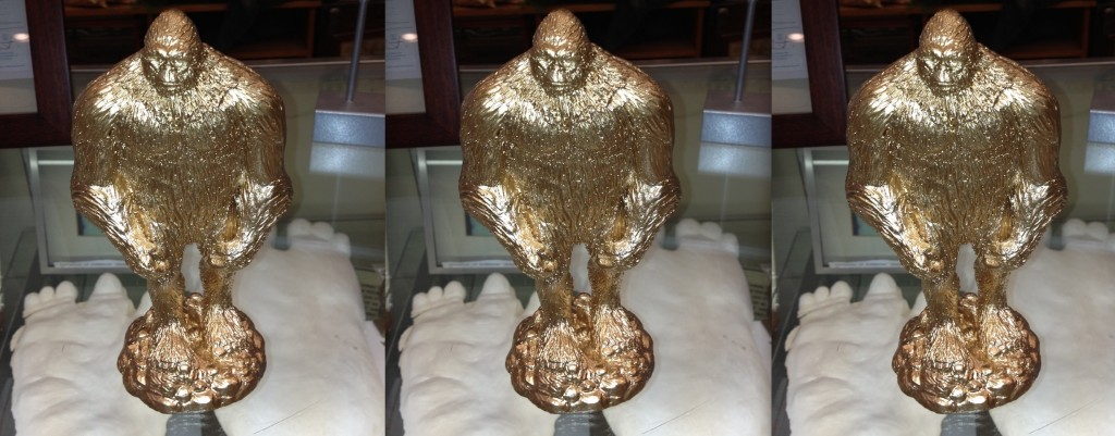 Awarding The Golden Yeti: Cryptozoologist of the Year 2015