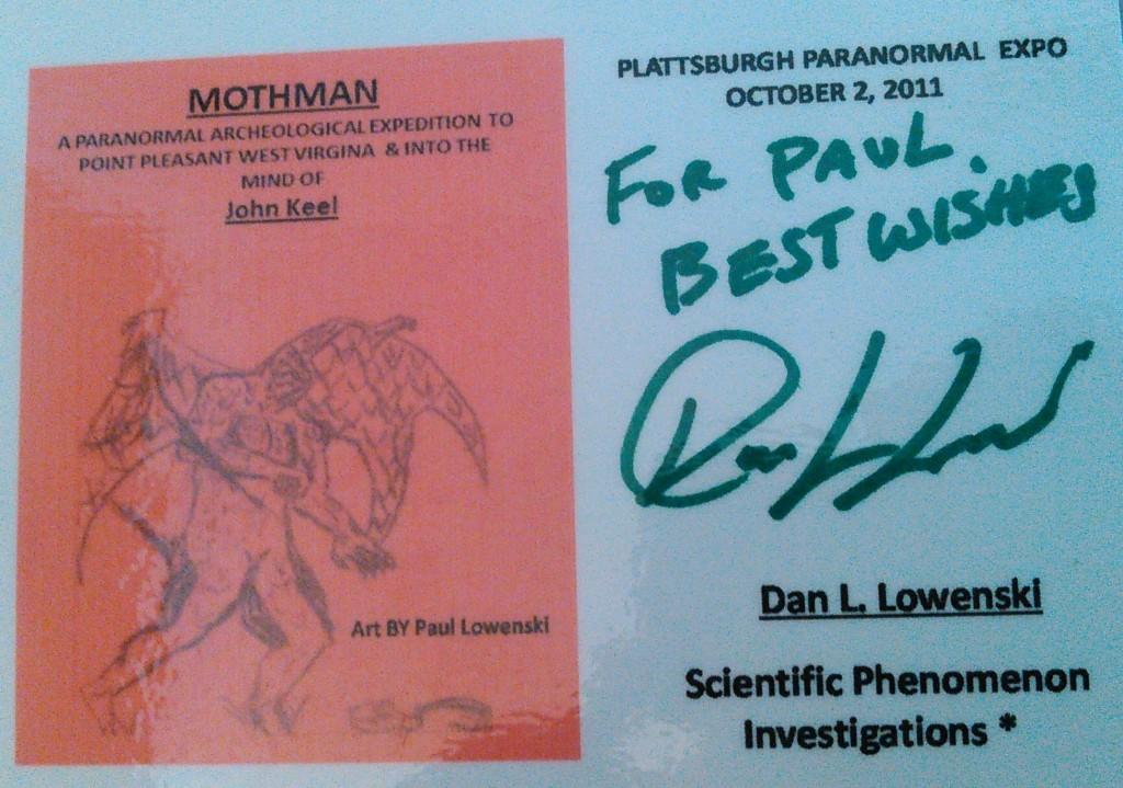 Mothman Researcher Dies