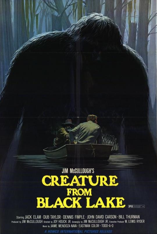 CreatureBlackLake