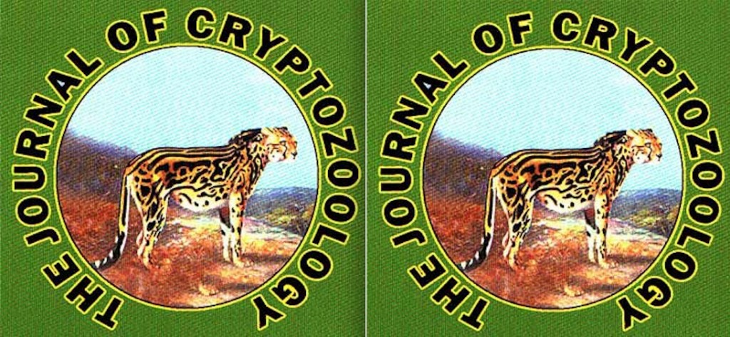 Join the International Cryptozoology Society and Receive Karl Shuker's Journal of Cryptozoology