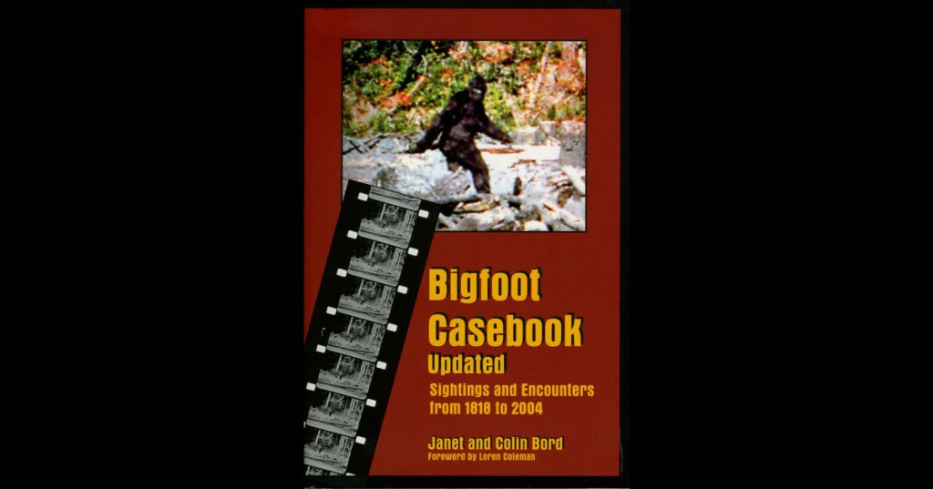 A Good Month For Bigfoot: April