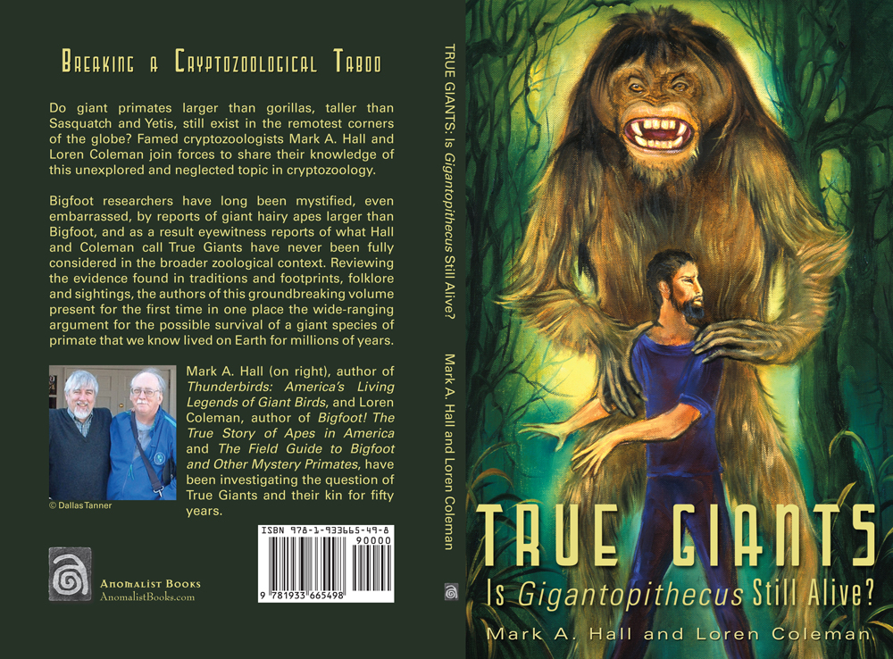 True Giants cover