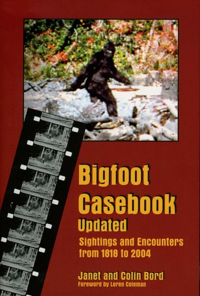 BigfootCasebook