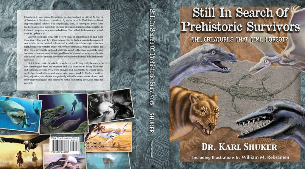 The Best Cryptozoology Books of 2016