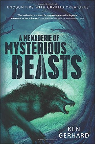 Top Cryptozoology Books Of 2016