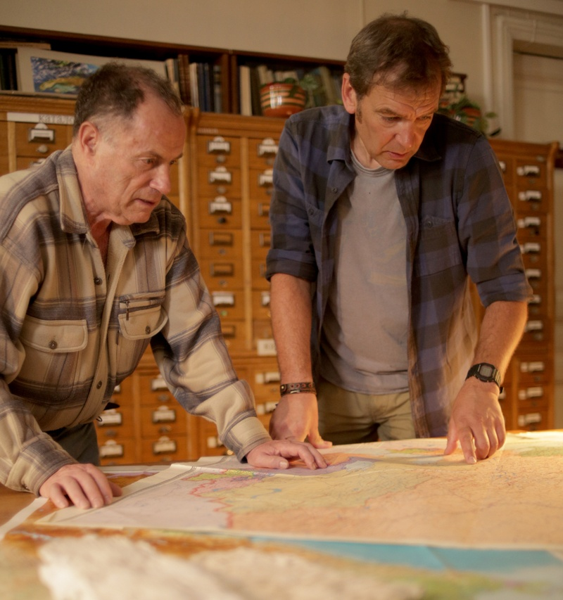 Mark & MichaelTrachtengerts - an Almasty hunter