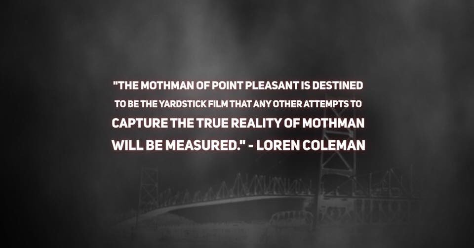 The First Review of The Mothman of Point Pleasant