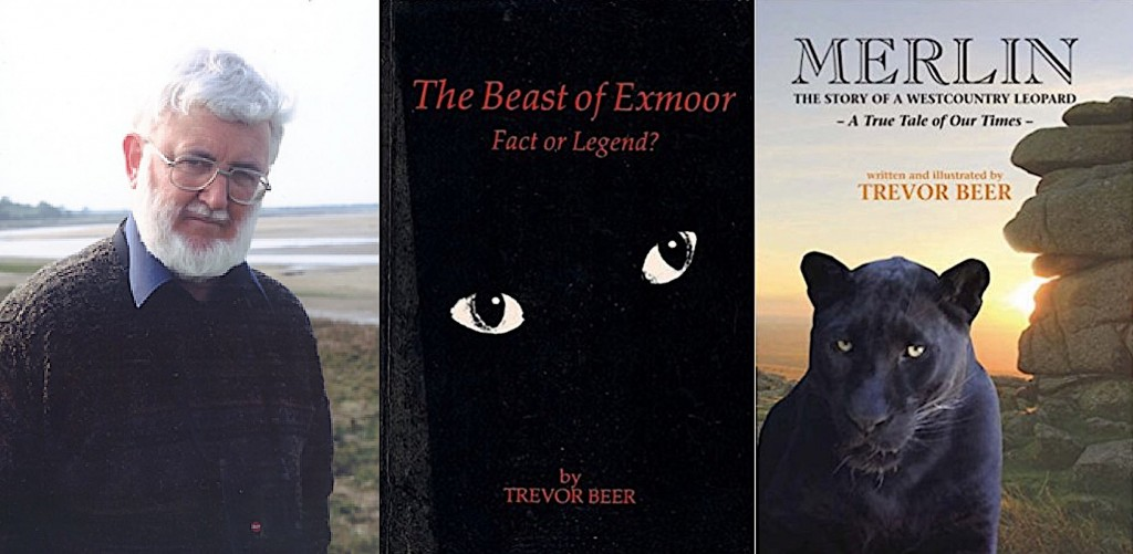 Mystery Cat Researcher and Nature Author Trevor Beer Dies