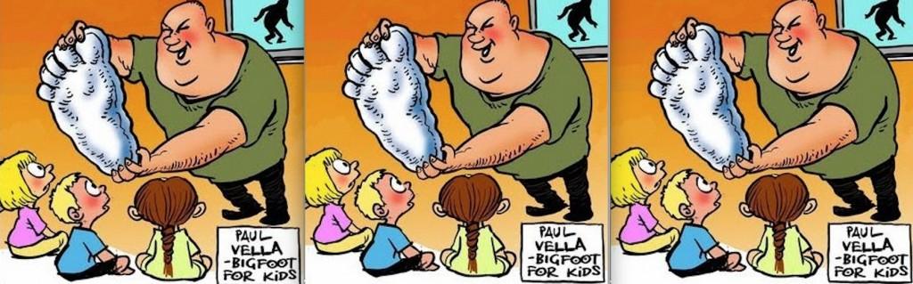 CFZ Bigfoot Study Chair Paul Vella Dies