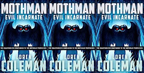 Announcing Mothman: Evil Incarnate
