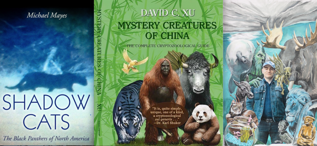 Forthcoming Cryptozoology Books of 2018