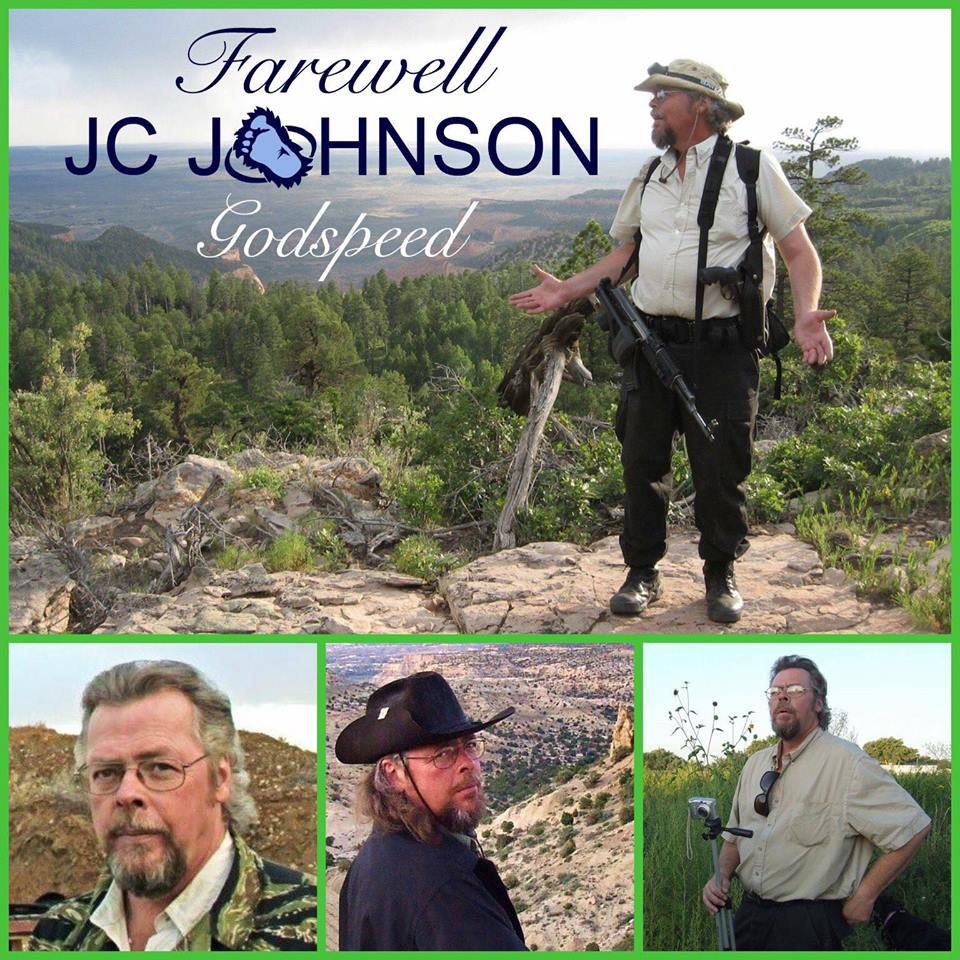 Four Corners Researcher Jc Johnson Passes Away