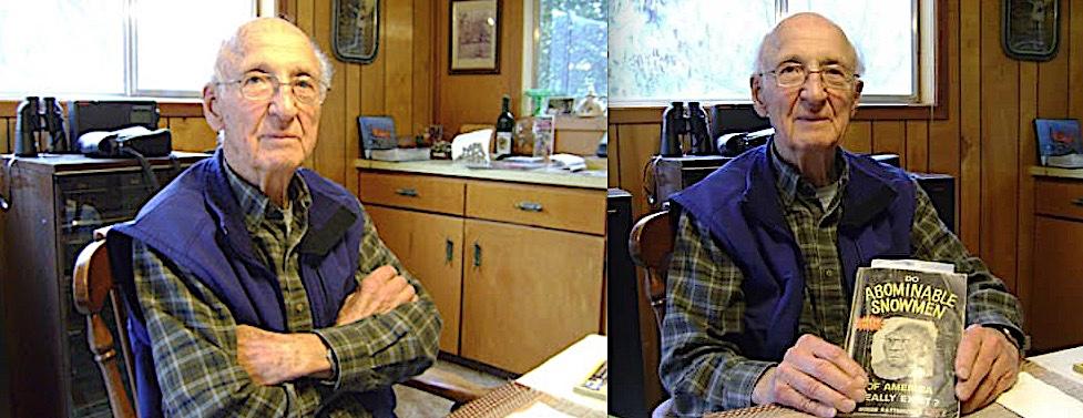 Bigfoot Historian Al Hodgson Dies on Easter