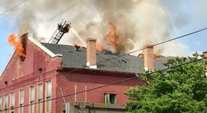 r museum fire