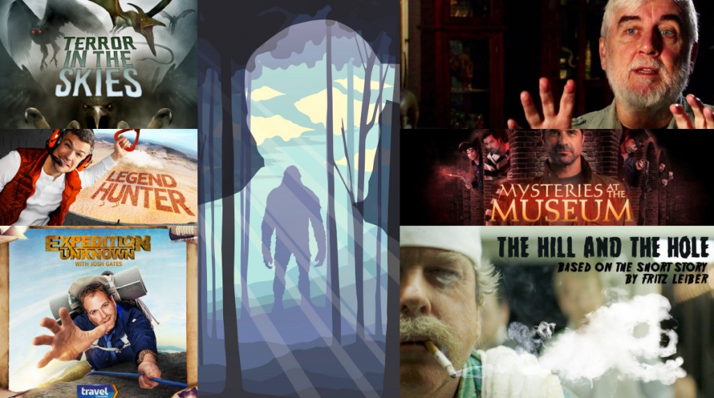 Cryptozoology TV and Film Projects Burst Forth in 2019
