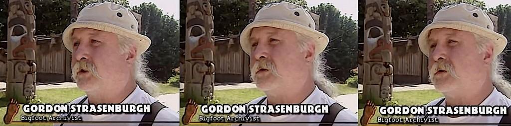 Paranthropus Theorist Gordon R. Strasenburgh Jr. Dies
