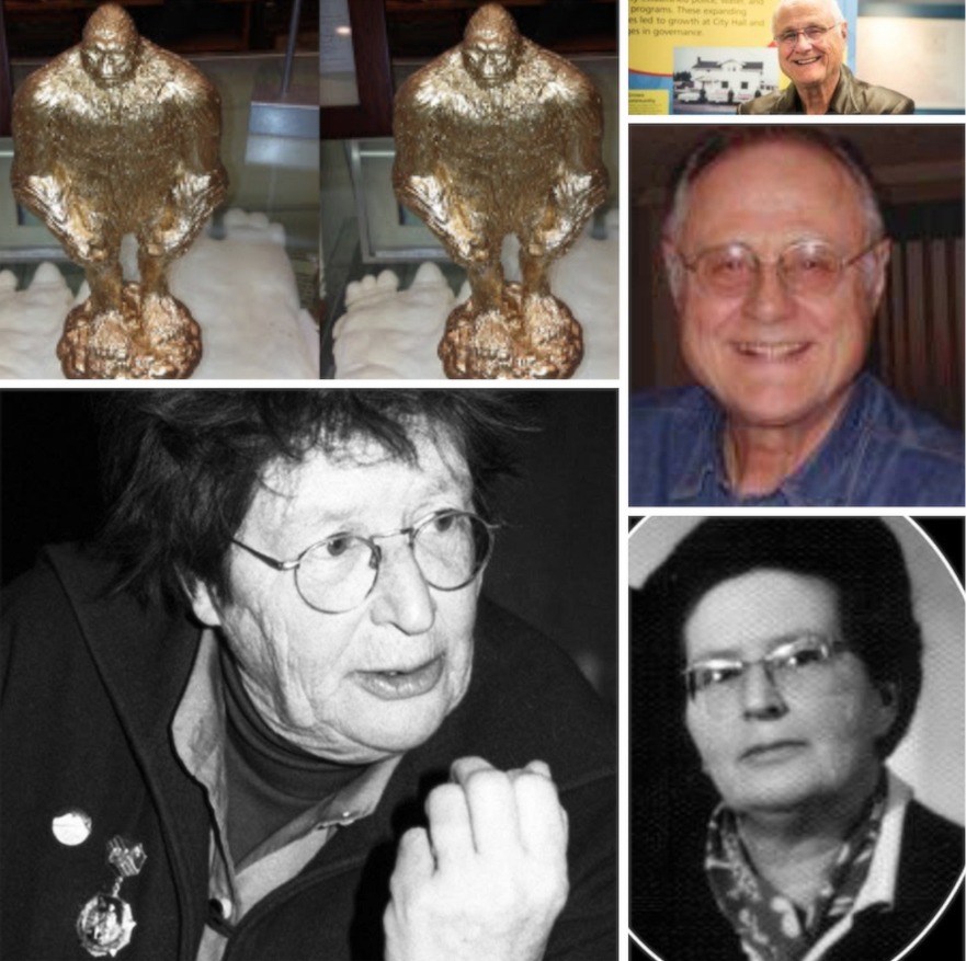 The Golden Yetis: The Cryptozoologist of the Year 2020 & Lifetime Achievement Award 2020